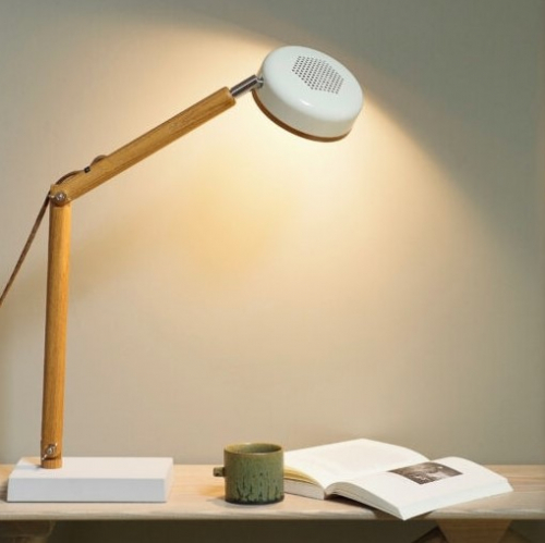 Mr. Wattson | Lustige & flexible Roboter-Lampe