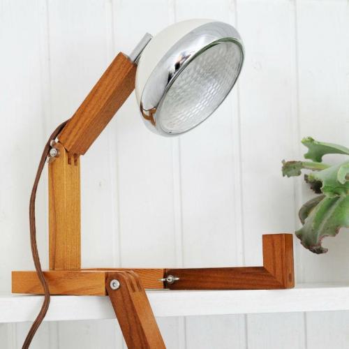 Mr. Wattson | Lustige & flexible Roboter Lampe