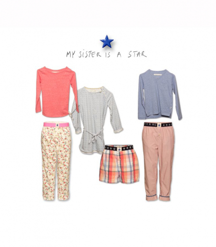 "My Sister is a Star | ""Simple is Beautiful"" Homewear"