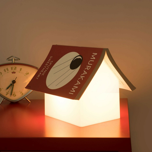Suck UK | House Shaped Bedside Reading Light