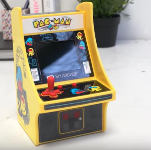 My Arcade | Retro-Spiele für alle!