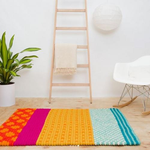 myfelt | Colourful Felt Rugs