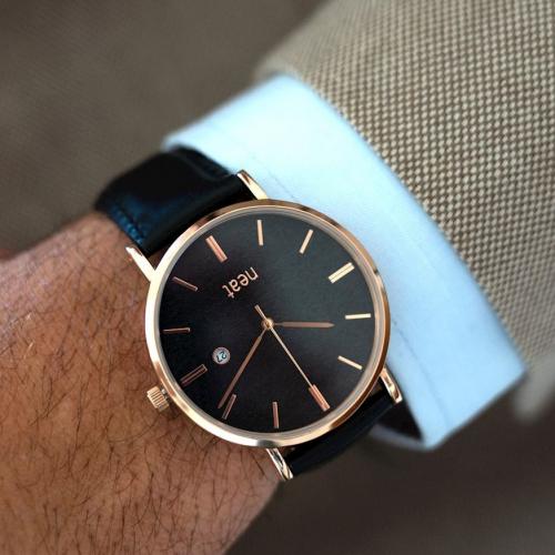 neat. | Einfach zeitlos: Edle Unisex-Uhren