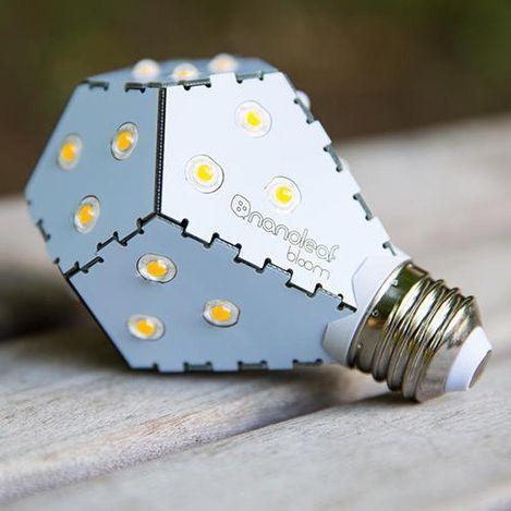Nanoleaf | Dimmable LED Light Origami