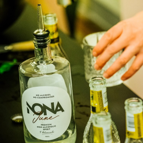 Nona Drinks | Tasty non-alcoholic spirits