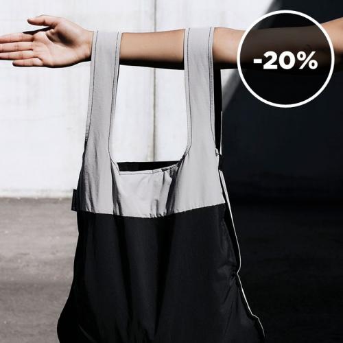 Notabag   Versatile & Reflective Bags