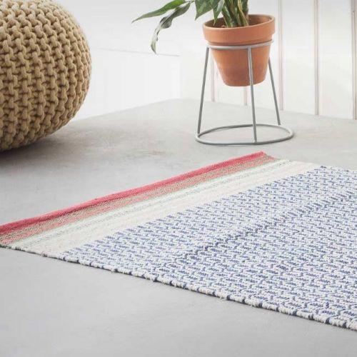 Jute & Co   Bunte Teppiche aus Wolle & Baumwolle