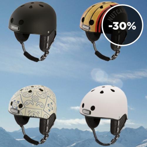 Nutcase   Safe Ski Helmets