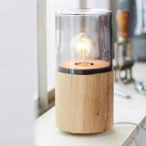 The Oak Men | On-Trend Wooden Lamps
