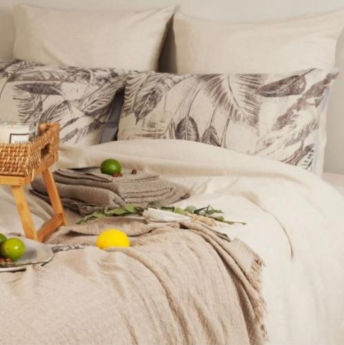 L'Officiel Interiors | Märchenhafte Träume dank stilvoller Bettwäsche