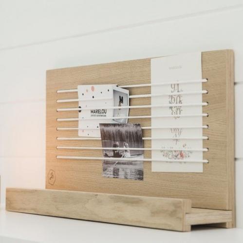 OPSMUK | Warm Wooden Design
