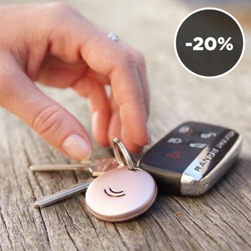 Orbit | Finden Sie Ihr Material über Bluetooth-Tracker