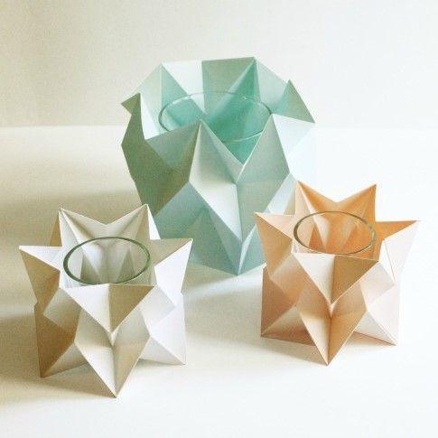 Orikomi   Origami Lights
