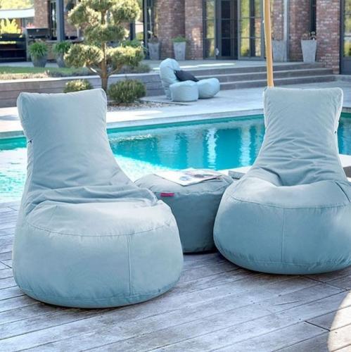Outbag | Diese Sitzsäcke bringen Farbe ins Spiel