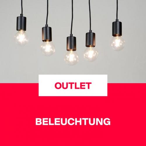 Outlet | Leuchtendes Design