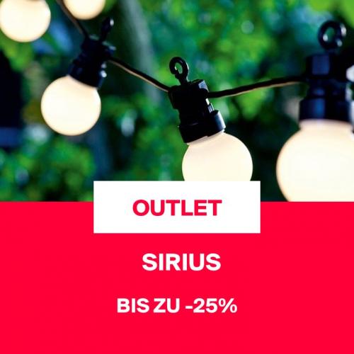 Sirius Home | Nordische Leuchten für drinnen und draußen