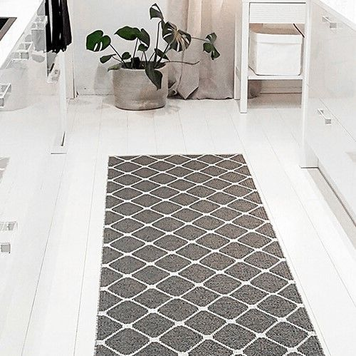 Pappelina | Plastic Rugs with Graphical Prints