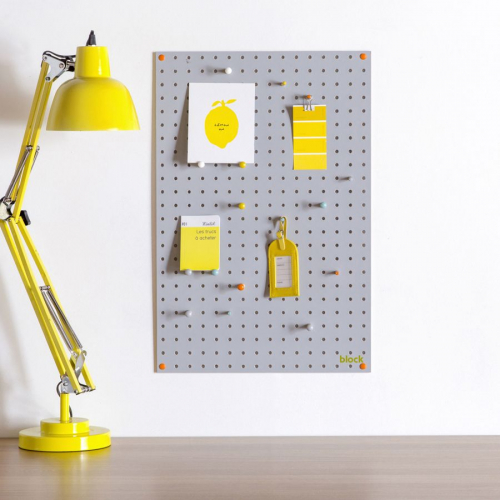 Block design | Colourful Peg Boards