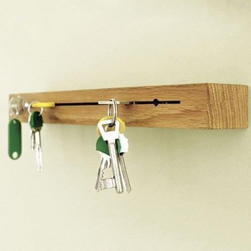 Pension für Produkte | Schlüsselbrett aus Echtholz