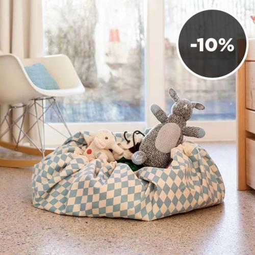 Play & Go | Wonderfully Ingenious Storage Bags