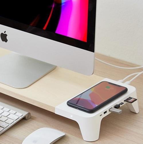 POUT | Komfortables Arbeiten: Smarte Schreibtisch Organizer