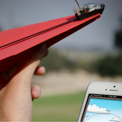 PowerUp | Magic Flying Paper Airplanes