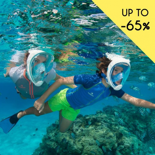 Puluz | The Best Full Face Snorkel Mask