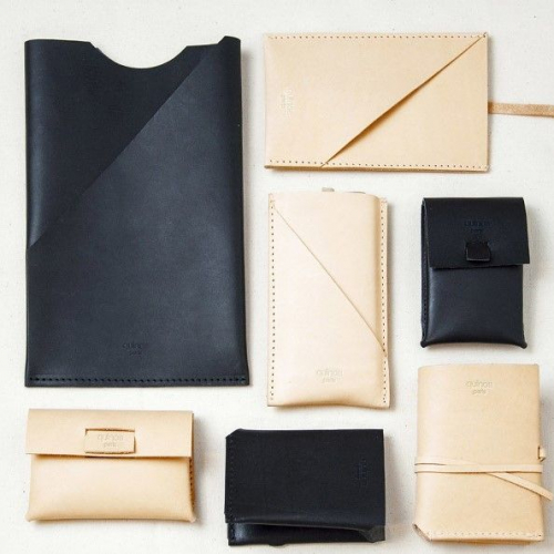 Quinoa | Minimalist Leather Bags
