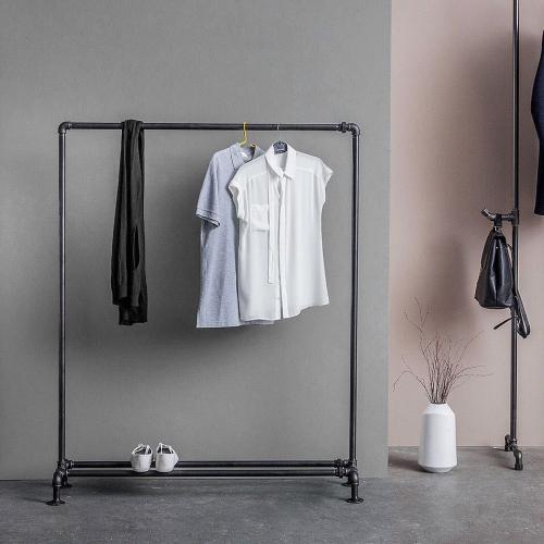 RackBuddy | Moderne Kleiderstangen im Industrie-Look