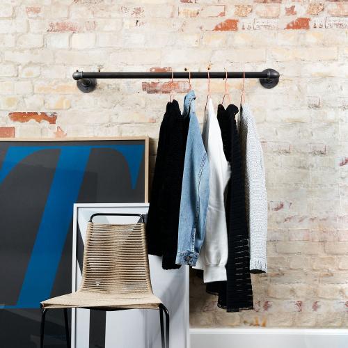RackBuddy   Moderne und industrielle Kleiderregale