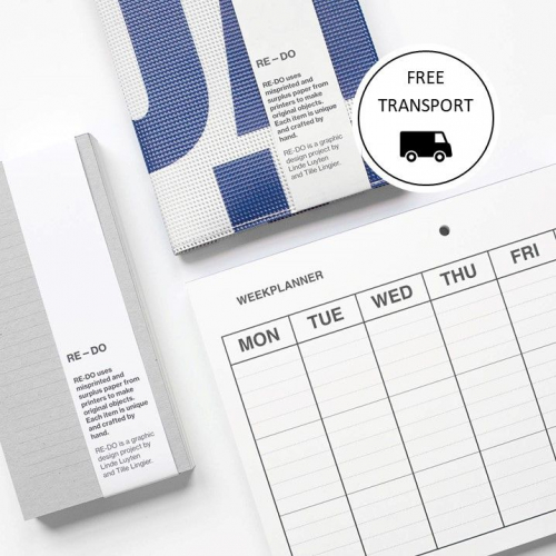 Redopapers | Getting Organised in Style