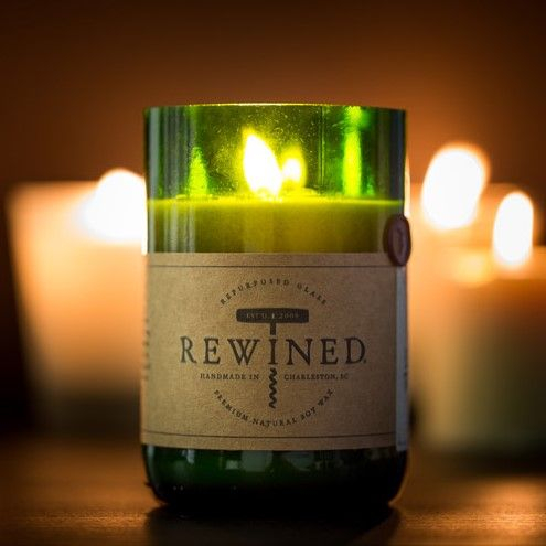 Rewined Candles | Wine Eternalized in Scent