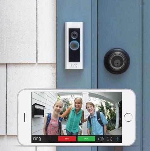 Ring | Video Doorbell for Smartphones