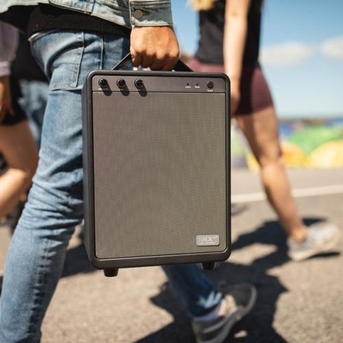 SACKit   Kräftiger Sound für zu Hause & to go