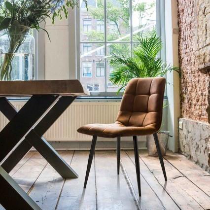 Sense' Living | Massive Esszimmerstühle & Tische