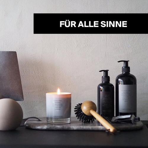 Für alle Sinne | Kosmetik & mehr für Spa-Feeling zu Hause