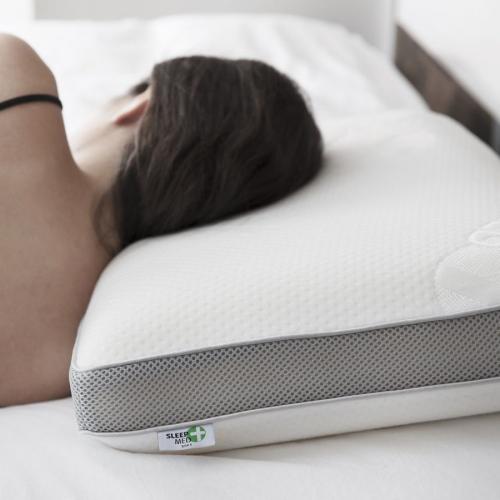SleepMed | Für einen gesunden Schlaf: Memoryschaum-Kissen
