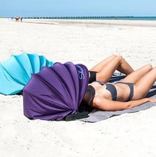 Shader | Smarte Sonnenschirme im Handtaschenformat