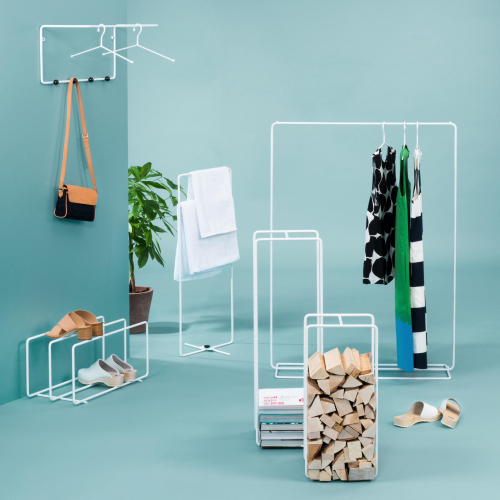 Showroom Finland | Puristische Aufbewahrungstalente