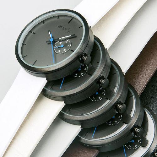 Simplify Watches   Stilvolle Unisex-Uhren
