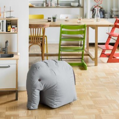 Happy Zoo | Löwe, Hase & Co.: Tierische Sitzsäcke