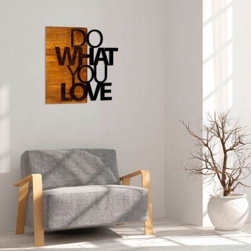 Skyler   Holz trifft Metall: Wanddeko, die begeistert!
