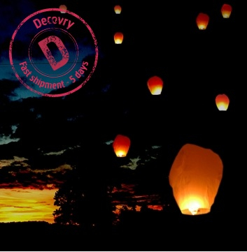 SkyLantern | Flying Lanterns
