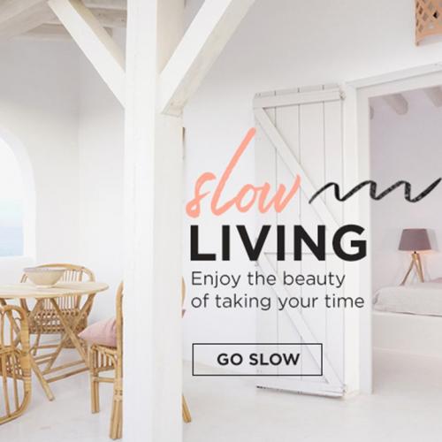 Langsam leben | Genieß die Schönheit, dir Zeit zu lassen