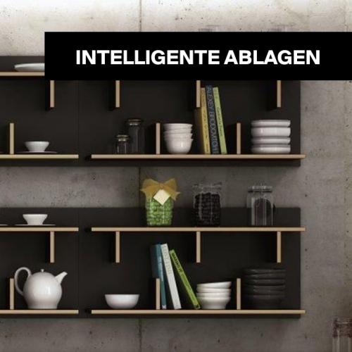 Intelligente Regale & Ablagen | Bring Ordnung rein!