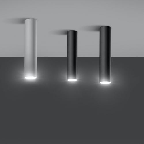 Sollux | Schwarz-weiß: Minimalistische Beleuchtung