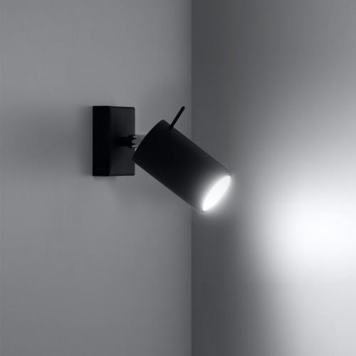Sollux | Schwarz auf Weiß: Minimalistische Beleuchtung