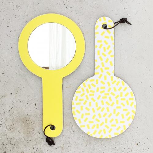 Camilla Engdahl | Fun Handmade Mirrors