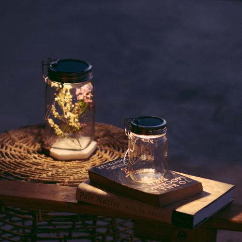 SONNENGLAS | Solarlampen: Sonnenschein im Glas