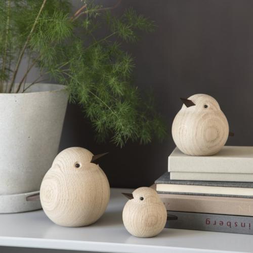 Novoform | Tierische Eleganz: Stilvolle Holzdeko